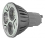 LED GU10 spot 6W warm wit